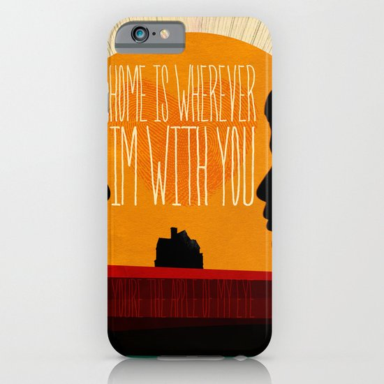 Oh, Home! iPhone & iPod Case