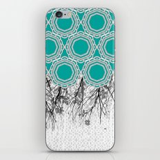Stay A While iPhone & iPod Skin