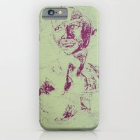 Not A David Bust Print iPhone 6 Slim Case