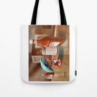 vampirito Tote Bag