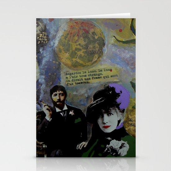 Salomé Stationery Card