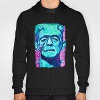 Frankenstein Halloween Z… Hoody