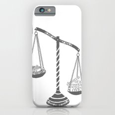 Grayscale iPhone 6s Slim Case