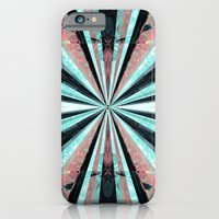 iPhone & iPod Case featuring Vortexas by Nina May Designs