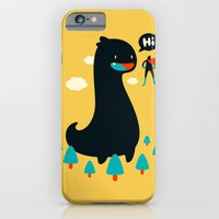 Safe From Harm iPhone 6 Slim Case