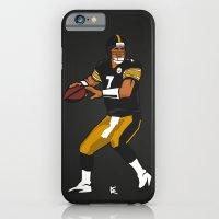 Big Ben - Steelers QB iPhone 6 Slim Case