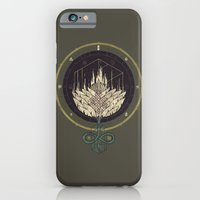 iPhone & iPod Case featuring Fading Dahlia by Hector Mansilla