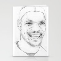 Lebron James Stationery Cards