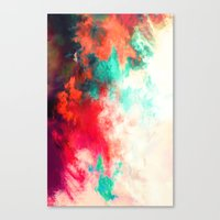 Painted Clouds VIII Canvas Print