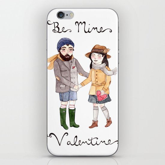 Be Mine iPhone & iPod Skin