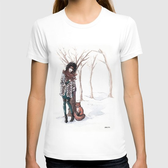 Woodland Frost T-shirt