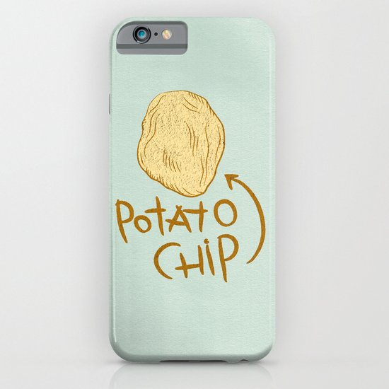 POTATO CHIP iPhone & iPod Case