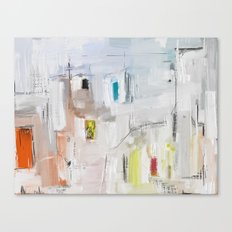 Conexión Canvas Print