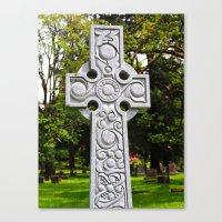 Celtic Spring Canvas Print