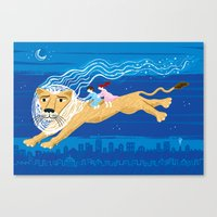 Your Wildest Dreams Canvas Print