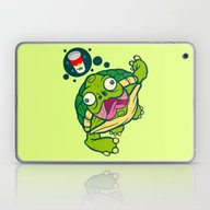 How's The Soup Laptop & iPad Skin