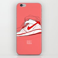 Air Forces 1 Tribute iPhone & iPod Skin