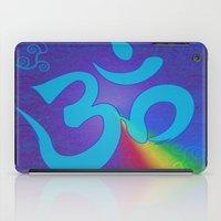 Mantra ... Aom iPad Case