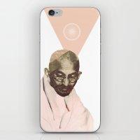 ℳahatma iPhone & iPod Skin