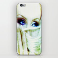 Danae iPhone & iPod Skin