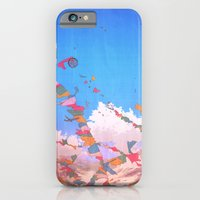 At The Top Of The World iPhone 6 Slim Case