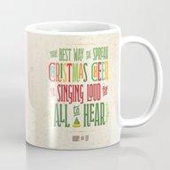 Buddy The Elf! The Best … Mug