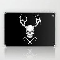 Creepy Xmas Laptop & iPad Skin