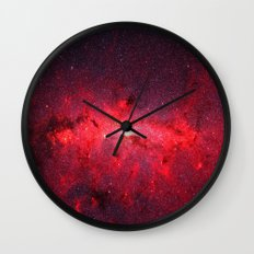 Unidentified Nebula Wall Clock
