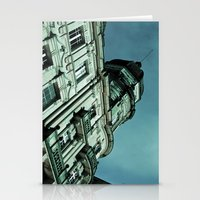 At The Top. Stationery Cards