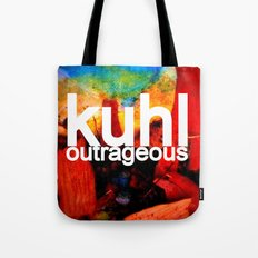 Kuhl's Circus Of Outrageous Album Cover Tote Bag