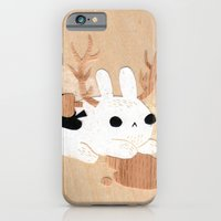 iPhone & iPod Case featuring Wolpertinger by Hyein Lee