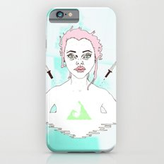 Acid Girl iPhone 6 Slim Case