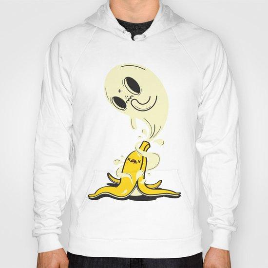 Banana Ghost Hoody