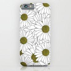 Daisy Yellow Slim Case iPhone 6s