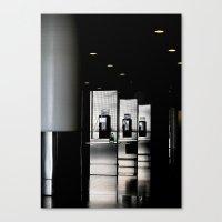 Phones Canvas Print