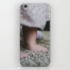 little babe iPhone & iPod Skin