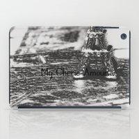My Cherie Amour... iPad Case