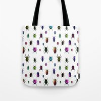 Beetles Tote Bag