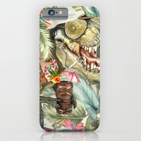 Hunter S. T-Rex iPhone 6 Slim Case