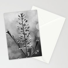 Tower of Diamonds (in Monochrome) Stationery Cards