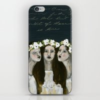 The Greatest of These is Love iPhone & iPod Skin