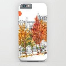 Autumn Cityscape Slim Case iPhone 6s