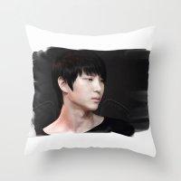 Leo - VIXX Throw Pillow