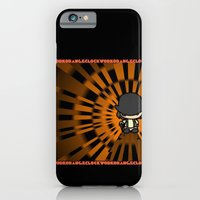 iPhone & iPod Case featuring Clockwork Orange by sEndro