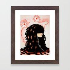 GABA GABA HEY - Neurons, Dreams and Us Framed Art Print