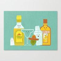 Margarita! Canvas Print
