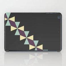 Oragami Traingles iPad Case
