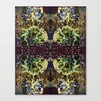 THEMIS AND THE FALL Canvas Print