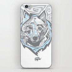 Nalubuff - Arctic Fox iPhone & iPod Skin
