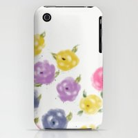 iPhone Cases featuring You make me blush by mommylhey